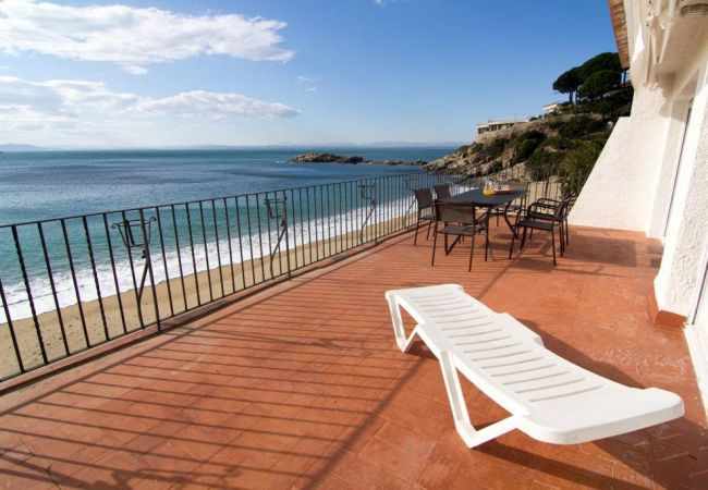 Holiday house Gaviota (2073633), Roses, Costa Brava, Catalonia, Spain, picture 2