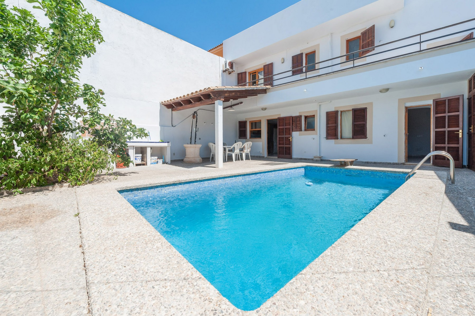 CABRERET - 1093 for 9 guests in Colonia de Sant Pere, Spain