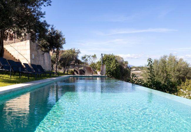 Maison de vacances Ferien Finca Sa Serra in Lloret de Vistalegre mit Panoramablick (1993006), Lloret de Vistalegre, Majorque, Iles Baléares, Espagne, image 6