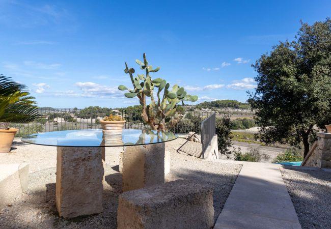 Maison de vacances Ferien Finca Sa Serra in Lloret de Vistalegre mit Panoramablick (1993006), Lloret de Vistalegre, Majorque, Iles Baléares, Espagne, image 9