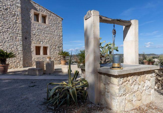 Maison de vacances Ferien Finca Sa Serra in Lloret de Vistalegre mit Panoramablick (1993006), Lloret de Vistalegre, Majorque, Iles Baléares, Espagne, image 11