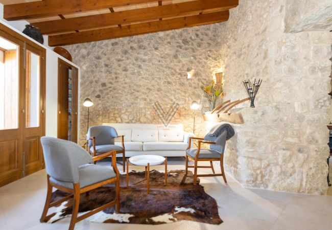 Maison de vacances Ferien Finca Sa Serra in Lloret de Vistalegre mit Panoramablick (1993006), Lloret de Vistalegre, Majorque, Iles Baléares, Espagne, image 15