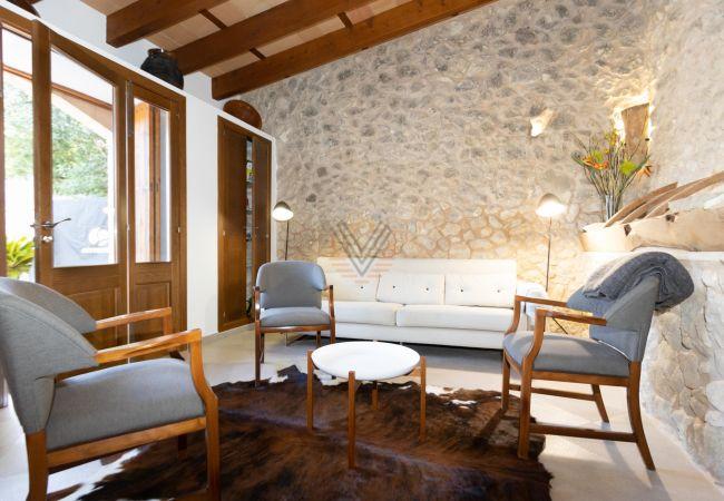 Maison de vacances Ferien Finca Sa Serra in Lloret de Vistalegre mit Panoramablick (1993006), Lloret de Vistalegre, Majorque, Iles Baléares, Espagne, image 18