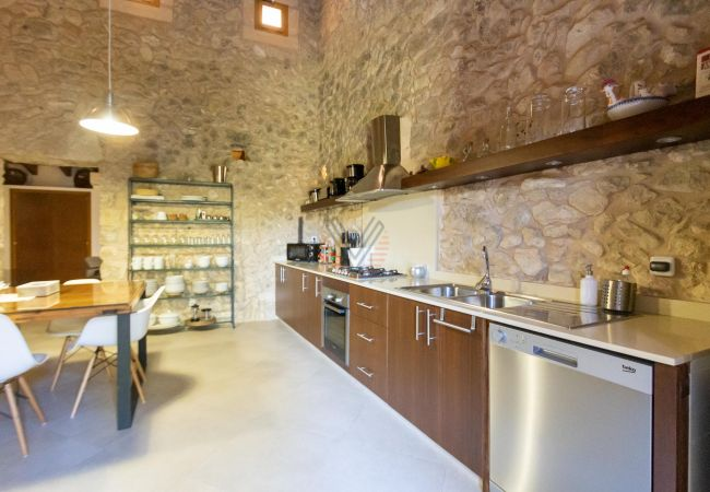 Maison de vacances Ferien Finca Sa Serra in Lloret de Vistalegre mit Panoramablick (1993006), Lloret de Vistalegre, Majorque, Iles Baléares, Espagne, image 21