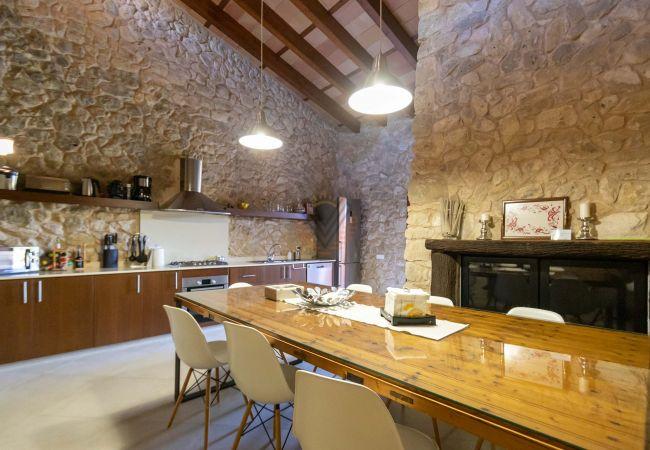Maison de vacances Ferien Finca Sa Serra in Lloret de Vistalegre mit Panoramablick (1993006), Lloret de Vistalegre, Majorque, Iles Baléares, Espagne, image 22