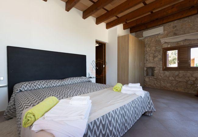 Maison de vacances Ferien Finca Sa Serra in Lloret de Vistalegre mit Panoramablick (1993006), Lloret de Vistalegre, Majorque, Iles Baléares, Espagne, image 24