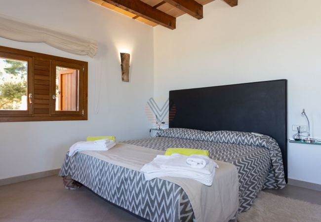 Maison de vacances Ferien Finca Sa Serra in Lloret de Vistalegre mit Panoramablick (1993006), Lloret de Vistalegre, Majorque, Iles Baléares, Espagne, image 25