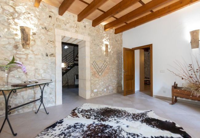 Maison de vacances Ferien Finca Sa Serra in Lloret de Vistalegre mit Panoramablick (1993006), Lloret de Vistalegre, Majorque, Iles Baléares, Espagne, image 26