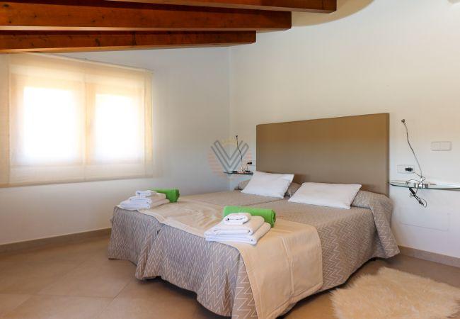 Maison de vacances Ferien Finca Sa Serra in Lloret de Vistalegre mit Panoramablick (1993006), Lloret de Vistalegre, Majorque, Iles Baléares, Espagne, image 31