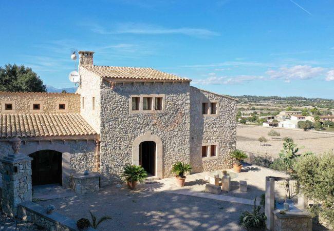 Maison de vacances Ferien Finca Sa Serra in Lloret de Vistalegre mit Panoramablick (1993006), Lloret de Vistalegre, Majorque, Iles Baléares, Espagne, image 40