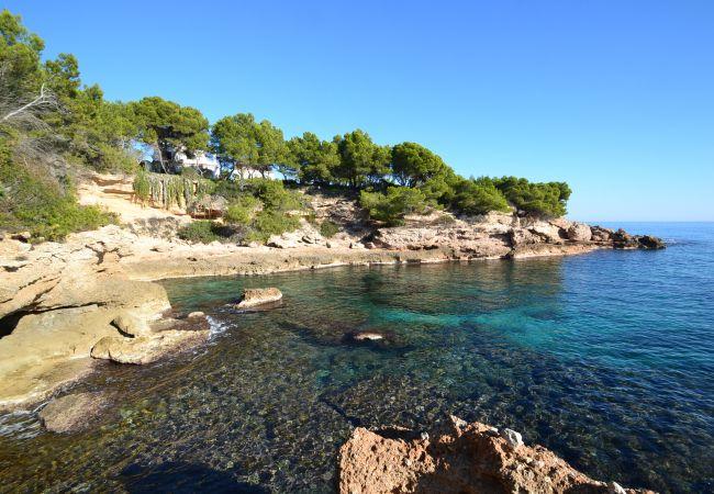 Ferienhaus TRES CALAS 3 (2072867), L'Ametlla de Mar, Costa Dorada, Katalonien, Spanien, Bild 45