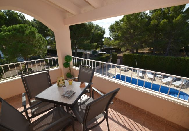 Holiday house JORDI (2072865), L'Ametlla de Mar, Costa Dorada, Catalonia, Spain, picture 22