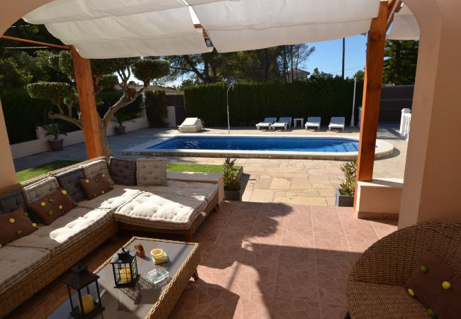 Holiday house JORDI (2072865), L'Ametlla de Mar, Costa Dorada, Catalonia, Spain, picture 28