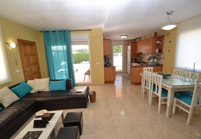 Holiday house JORDI (2072865), L'Ametlla de Mar, Costa Dorada, Catalonia, Spain, picture 9