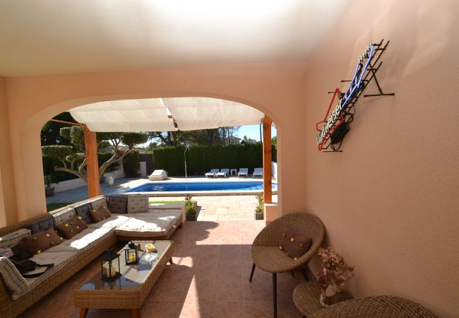 Holiday house JORDI (2072865), L'Ametlla de Mar, Costa Dorada, Catalonia, Spain, picture 5