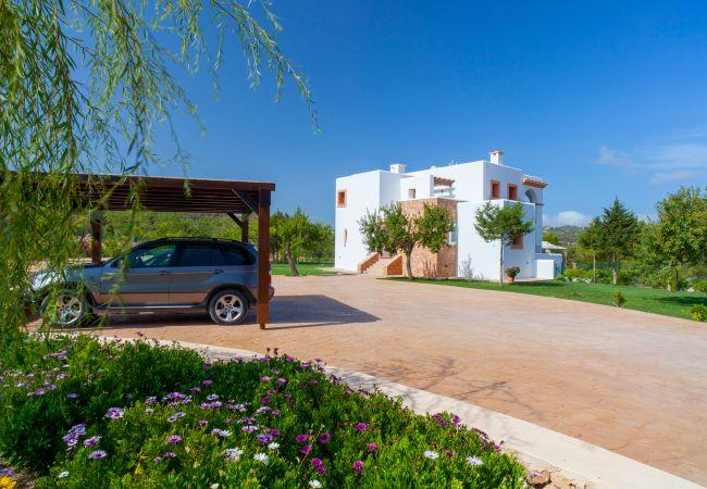 Ferienhaus VILLA BENIMUSA (1993168), San Rafael, Ibiza, Balearische Inseln, Spanien, Bild 66
