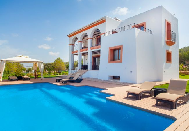 Ferienhaus VILLA BENIMUSA (1993168), San Rafael, Ibiza, Balearische Inseln, Spanien, Bild 2