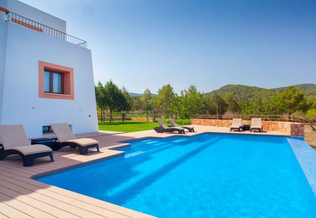 Ferienhaus VILLA BENIMUSA (1993168), San Rafael, Ibiza, Balearische Inseln, Spanien, Bild 3