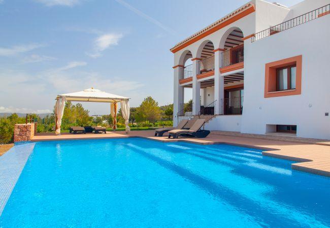 Ferienhaus VILLA BENIMUSA (1993168), San Rafael, Ibiza, Balearische Inseln, Spanien, Bild 6