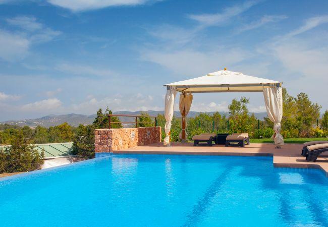 Ferienhaus VILLA BENIMUSA (1993168), San Rafael, Ibiza, Balearische Inseln, Spanien, Bild 7