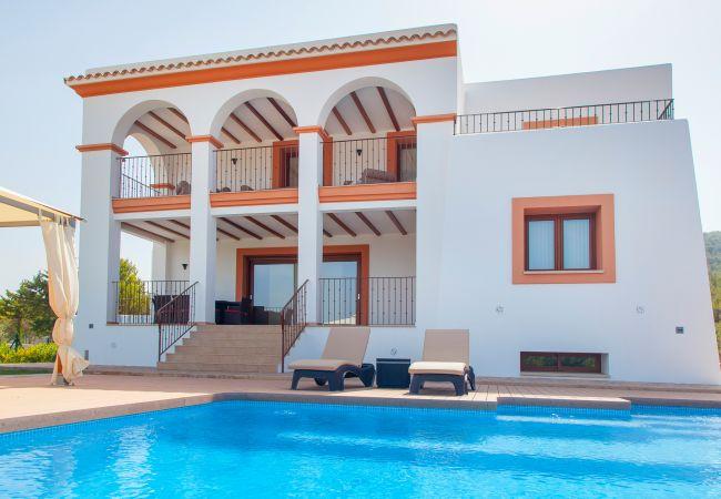 Ferienhaus VILLA BENIMUSA (1993168), San Rafael, Ibiza, Balearische Inseln, Spanien, Bild 9