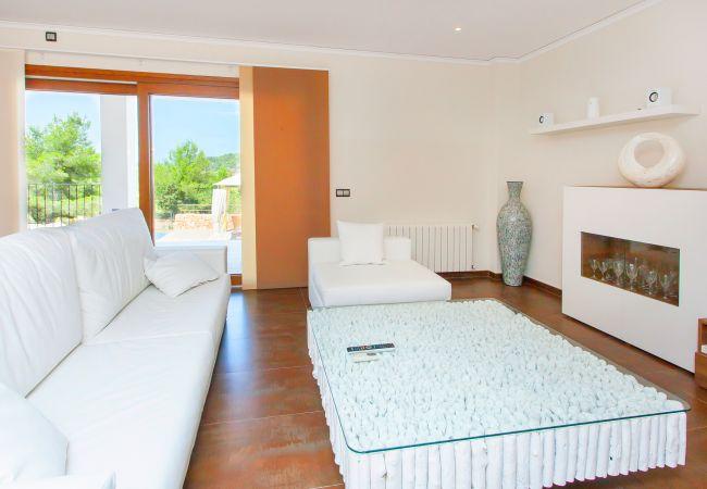 Ferienhaus VILLA BENIMUSA (1993168), San Rafael, Ibiza, Balearische Inseln, Spanien, Bild 31