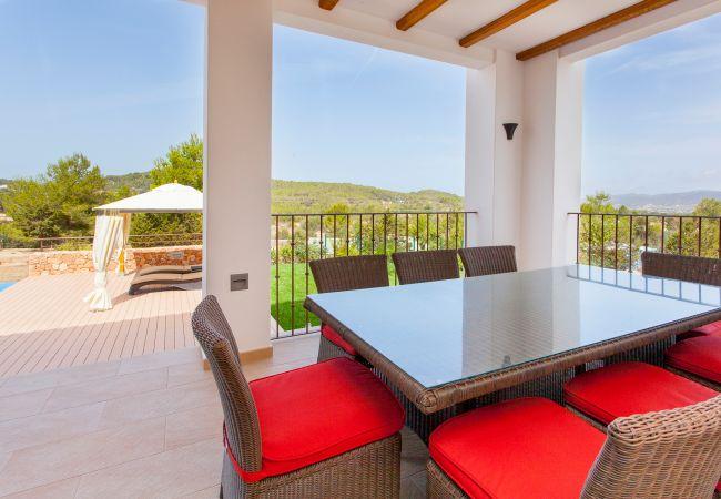 Ferienhaus VILLA BENIMUSA (1993168), San Rafael, Ibiza, Balearische Inseln, Spanien, Bild 34