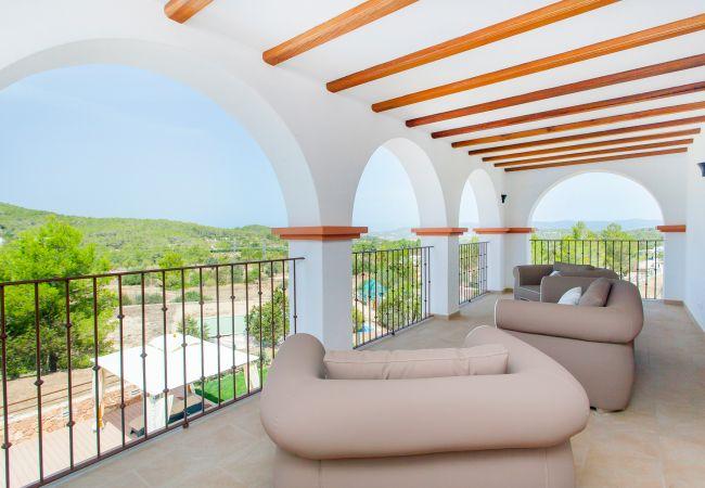 Ferienhaus VILLA BENIMUSA (1993168), San Rafael, Ibiza, Balearische Inseln, Spanien, Bild 54