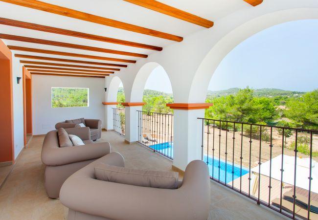 Ferienhaus VILLA BENIMUSA (1993168), San Rafael, Ibiza, Balearische Inseln, Spanien, Bild 55