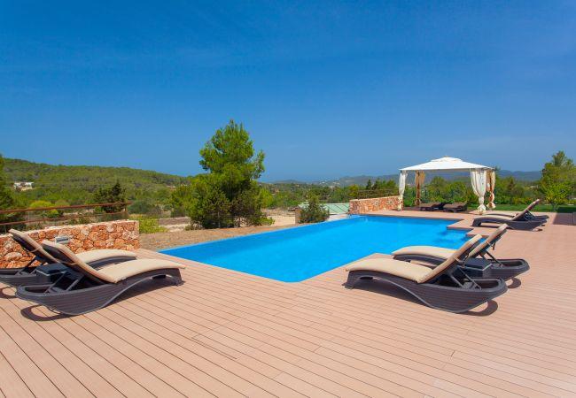 Ferienhaus VILLA BENIMUSA (1993168), San Rafael, Ibiza, Balearische Inseln, Spanien, Bild 60