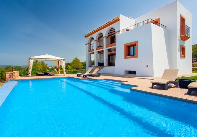 Ferienhaus VILLA BENIMUSA (1993168), San Rafael, Ibiza, Balearische Inseln, Spanien, Bild 61