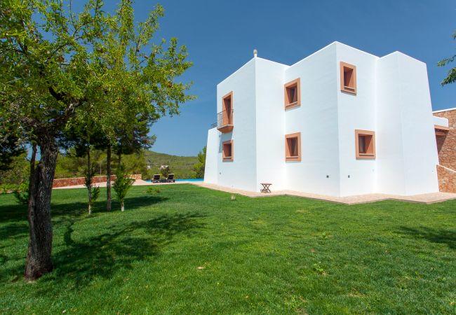 Ferienhaus VILLA BENIMUSA (1993168), San Rafael, Ibiza, Balearische Inseln, Spanien, Bild 64