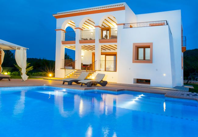Ferienhaus VILLA BENIMUSA (1993168), San Rafael, Ibiza, Balearische Inseln, Spanien, Bild 65