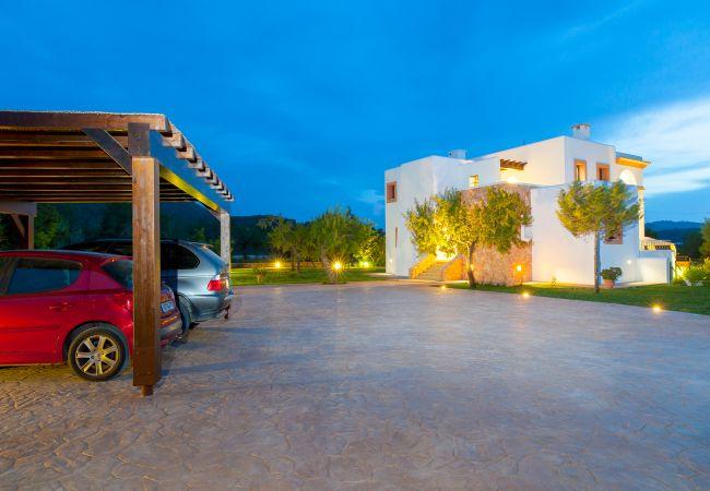 Ferienhaus VILLA BENIMUSA (1993168), San Rafael, Ibiza, Balearische Inseln, Spanien, Bild 75