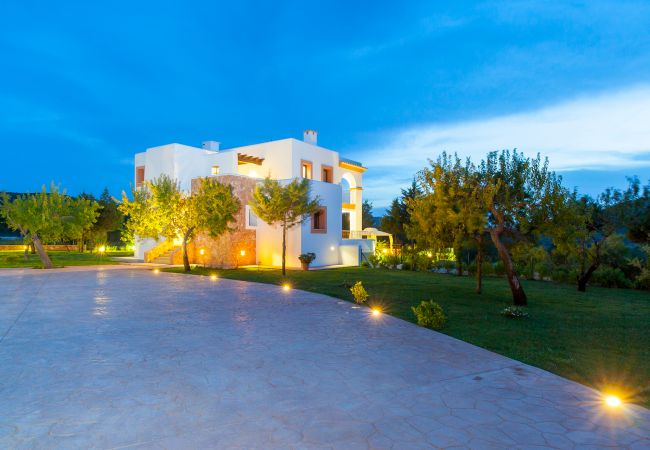Ferienhaus VILLA BENIMUSA (1993168), San Rafael, Ibiza, Balearische Inseln, Spanien, Bild 76