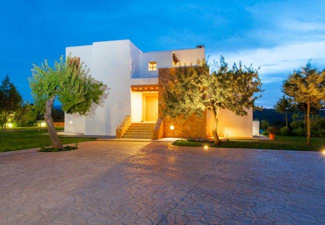 Ferienhaus VILLA BENIMUSA (1993168), San Rafael, Ibiza, Balearische Inseln, Spanien, Bild 77