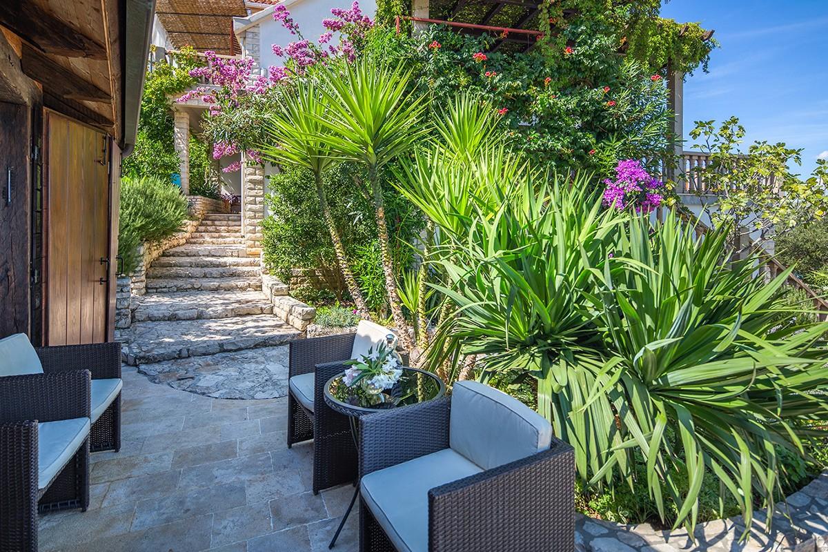 Ferienhaus Villa in Trogil, Dalmacia Croacia 102513 Kroatien