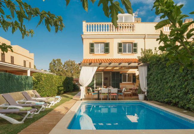 Holiday house Villa Xisco (2035041), Port, Majorca, Balearic Islands, Spain, picture 1