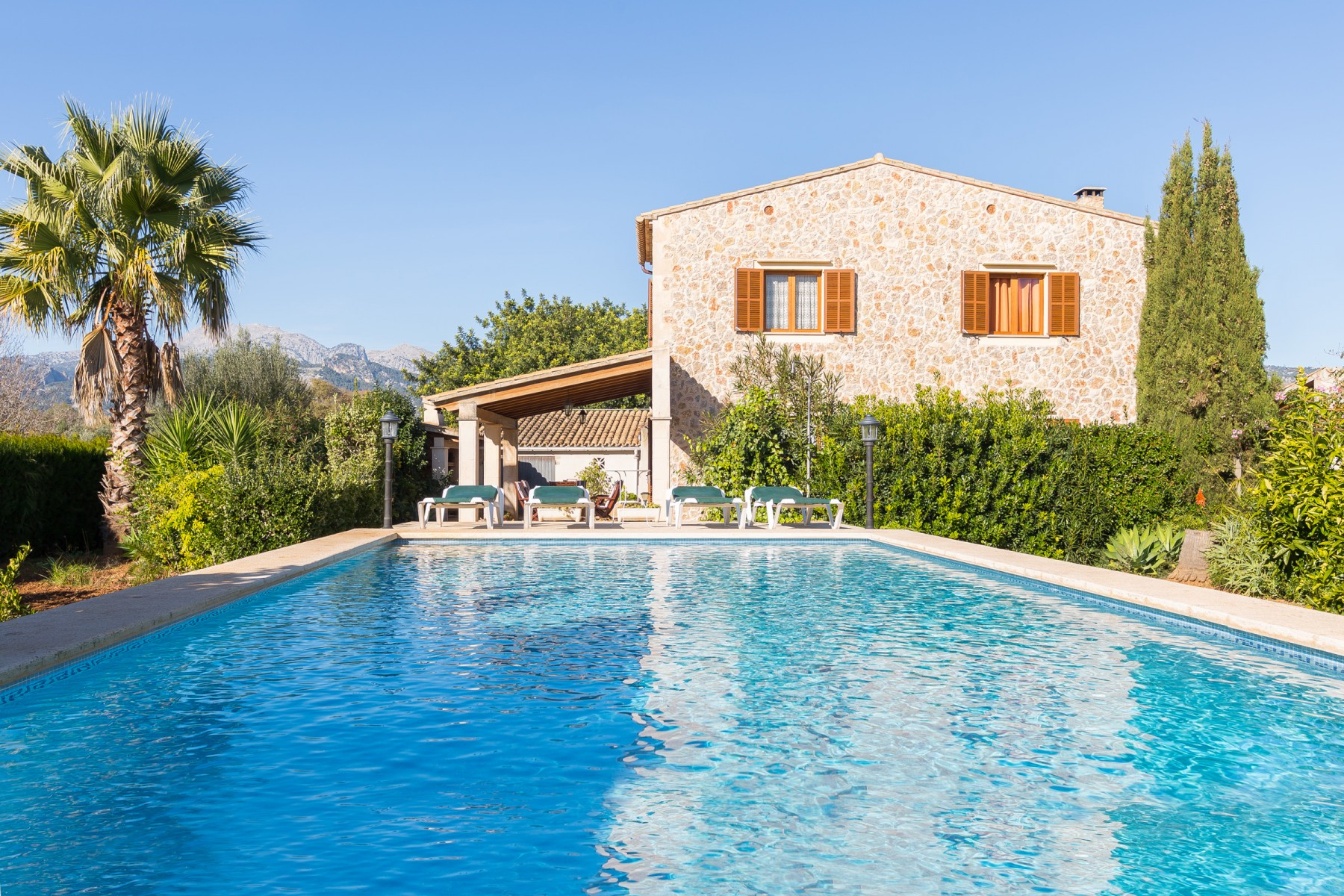 Pont Petit for 5 guests in Campanet, Spanien
