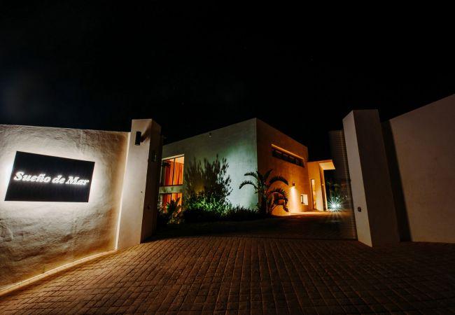 Sueño de Mar - Entrada Villa