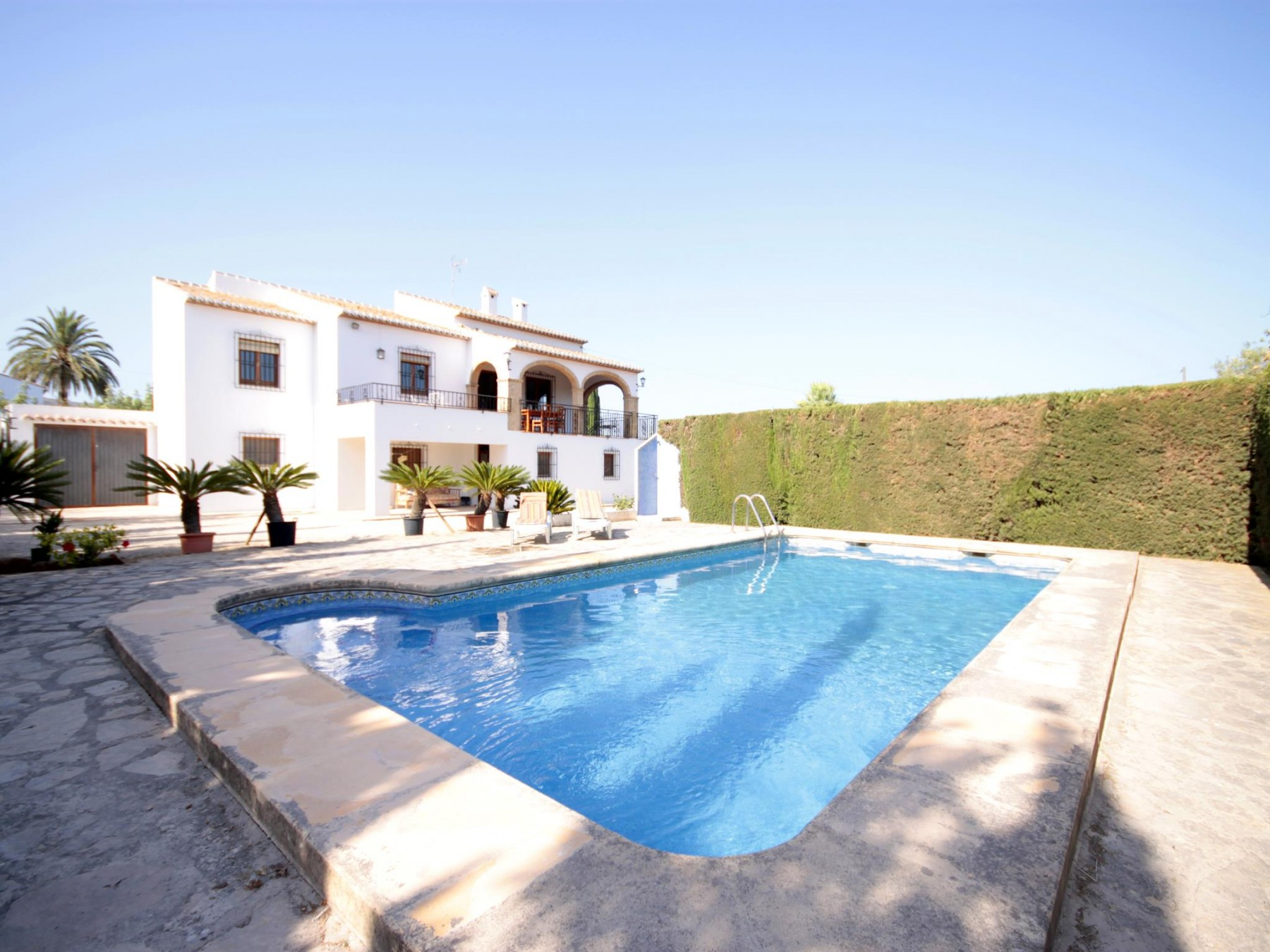 Ximo for 6 guests in Jávea, Spanien