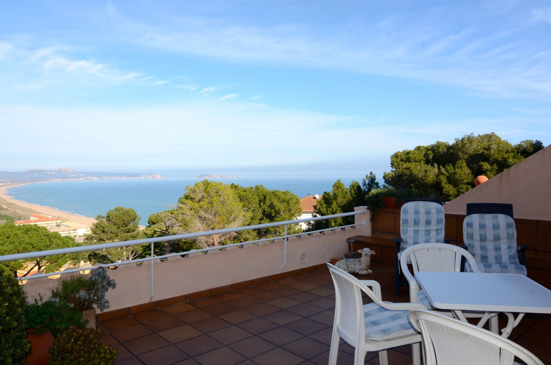 AVA SENIA 3D for 8 guests in Begur, Spain