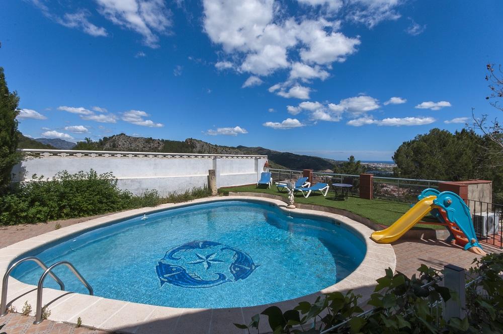 PEDRAVIVA - 0963 for 9 guests in Ador, Spanien