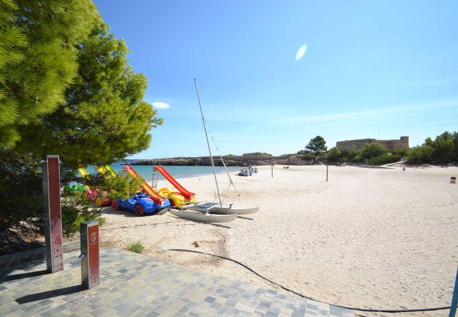 Holiday house TRES CALAS 1 (2034860), L'Ametlla de Mar, Costa Dorada, Catalonia, Spain, picture 40