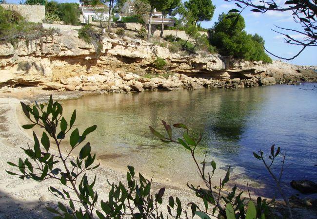 Holiday house TRES CALAS 1 (2034860), L'Ametlla de Mar, Costa Dorada, Catalonia, Spain, picture 45