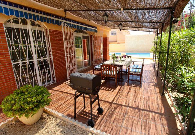 Maison de vacances BUNGALOW PLAYA DEL AMERADOR (2080010), El Campello, Costa Blanca, Valence, Espagne, image 3