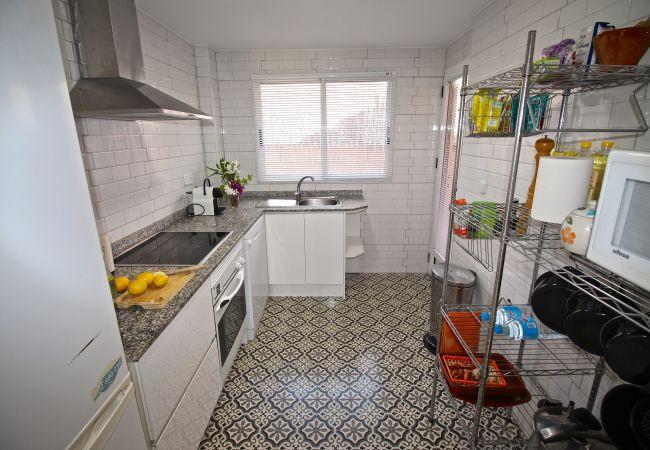 Maison de vacances BUNGALOW PLAYA DEL AMERADOR (2080010), El Campello, Costa Blanca, Valence, Espagne, image 11