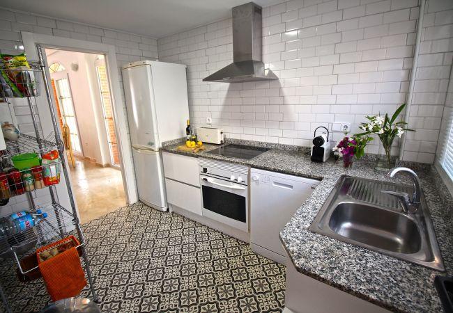 Maison de vacances BUNGALOW PLAYA DEL AMERADOR (2080010), El Campello, Costa Blanca, Valence, Espagne, image 12