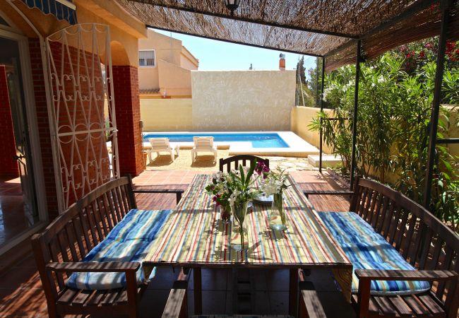 Maison de vacances BUNGALOW PLAYA DEL AMERADOR (2080010), El Campello, Costa Blanca, Valence, Espagne, image 25