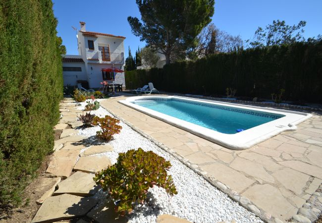 Ferienhaus TRES CALAS MISTRAL (2072877), L'Ametlla de Mar, Costa Dorada, Katalonien, Spanien, Bild 1